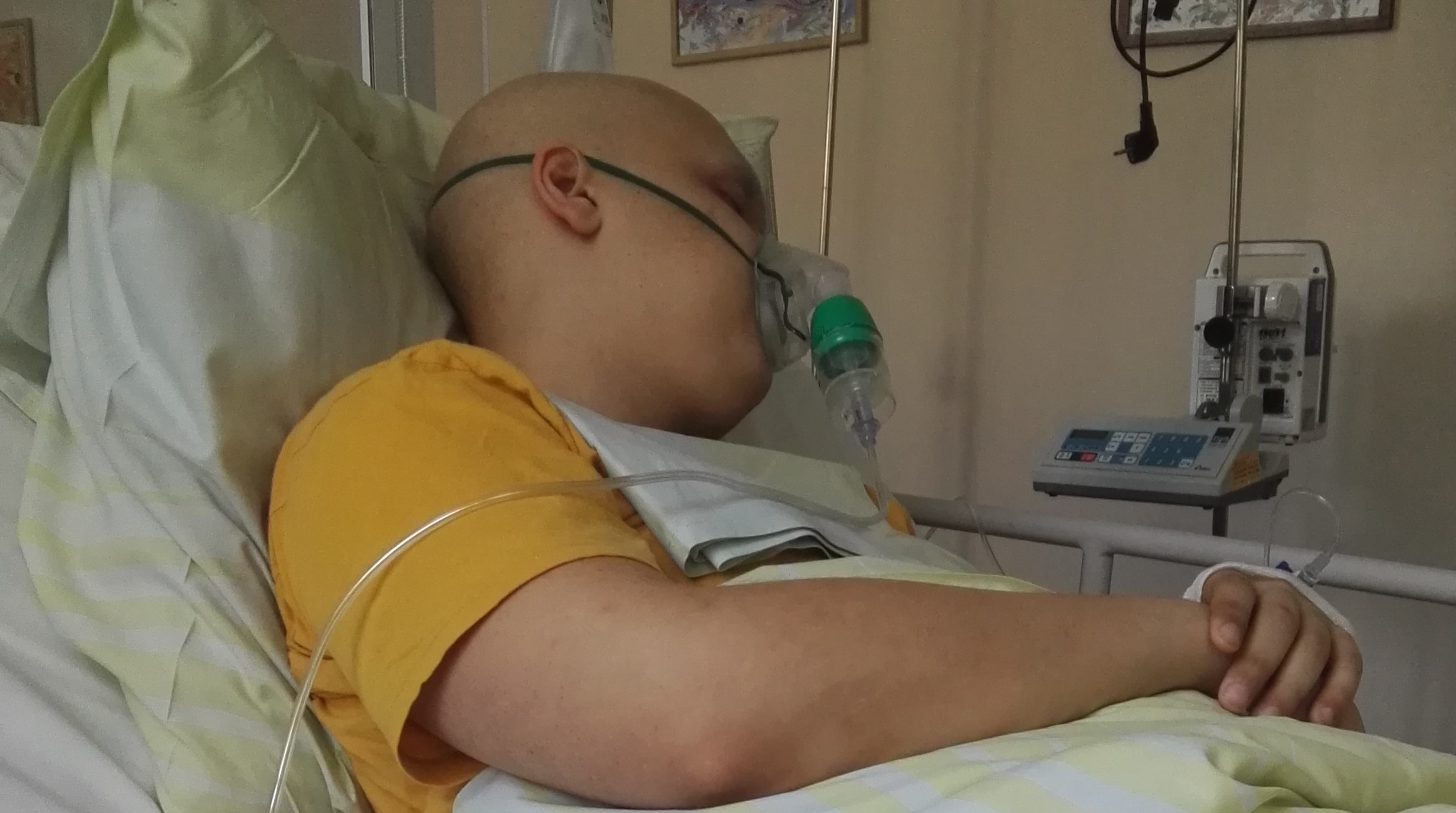Donation to John who suffers from the IV stage of cancer reached more than 59 thousands euros